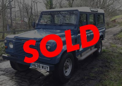 1991 Land Rover Defender 110 RHD 200TDi