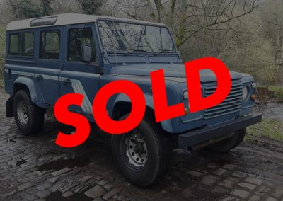 1992 Land Rover Defender 110 RHD 200TDi
