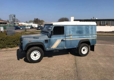 1992 Defender 110 RHD 3-Door SW 200TDi