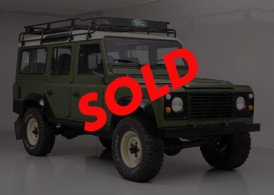 1994 Land Rover Defender 110 LHD 2.5 Diesel