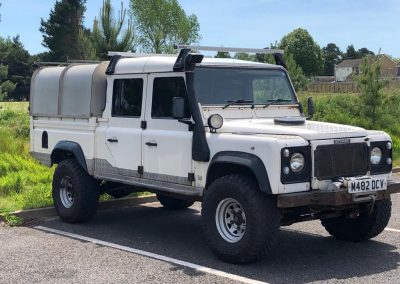 1995 Land Rover Defender 130 RHD 300TDi