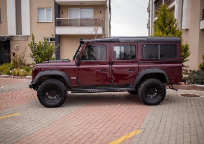 1996 Land Rover Defender 110 LHD 300TDi
