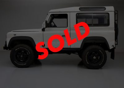1994 Land Rover Defender 90 LHD 300TDi