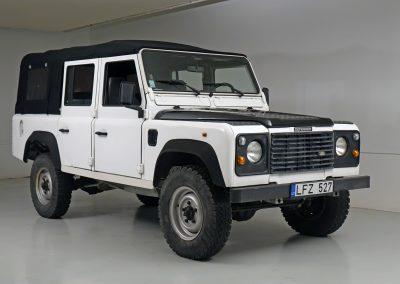 1996 Land Rover Defender 110 LHD 300TDi Soft Top